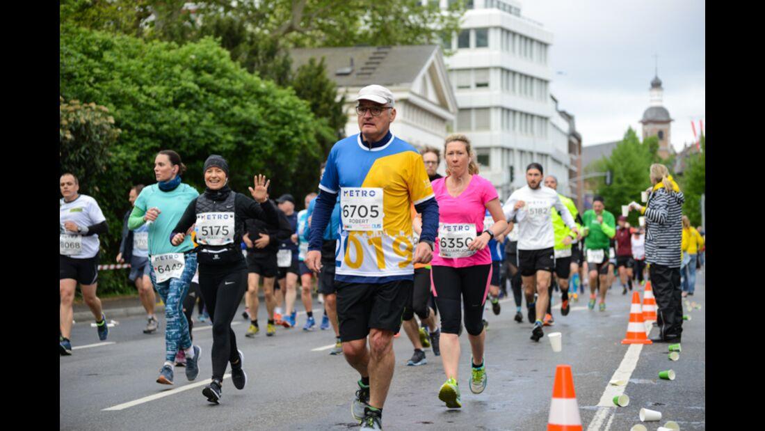 Düsseldorf-Marathon 2019
