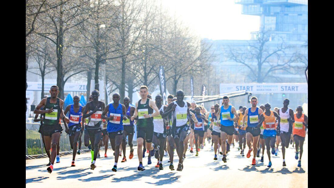 Marathon Hannover 2019