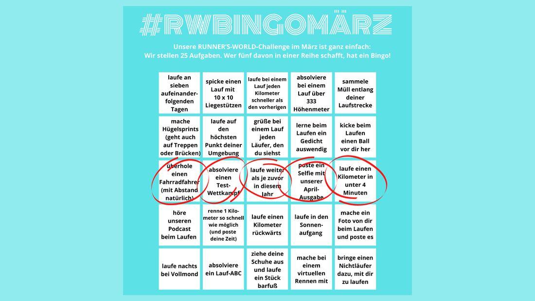 #RWBingoMärz