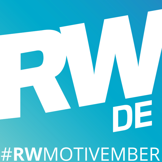 #RWMotivember Badge