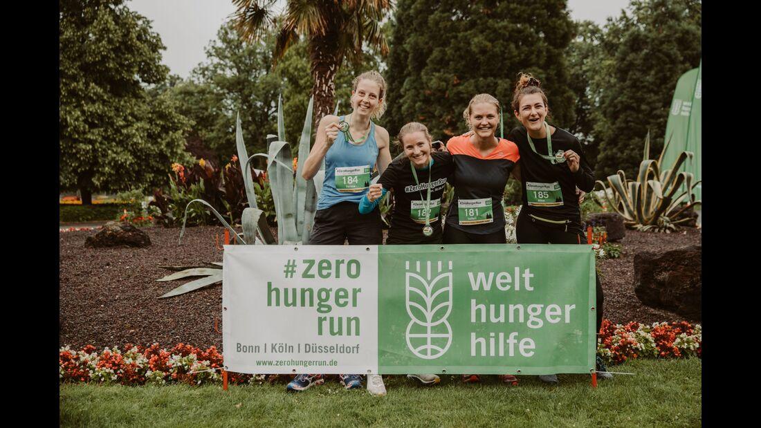 #ZeroHungerRun Köln 2021
