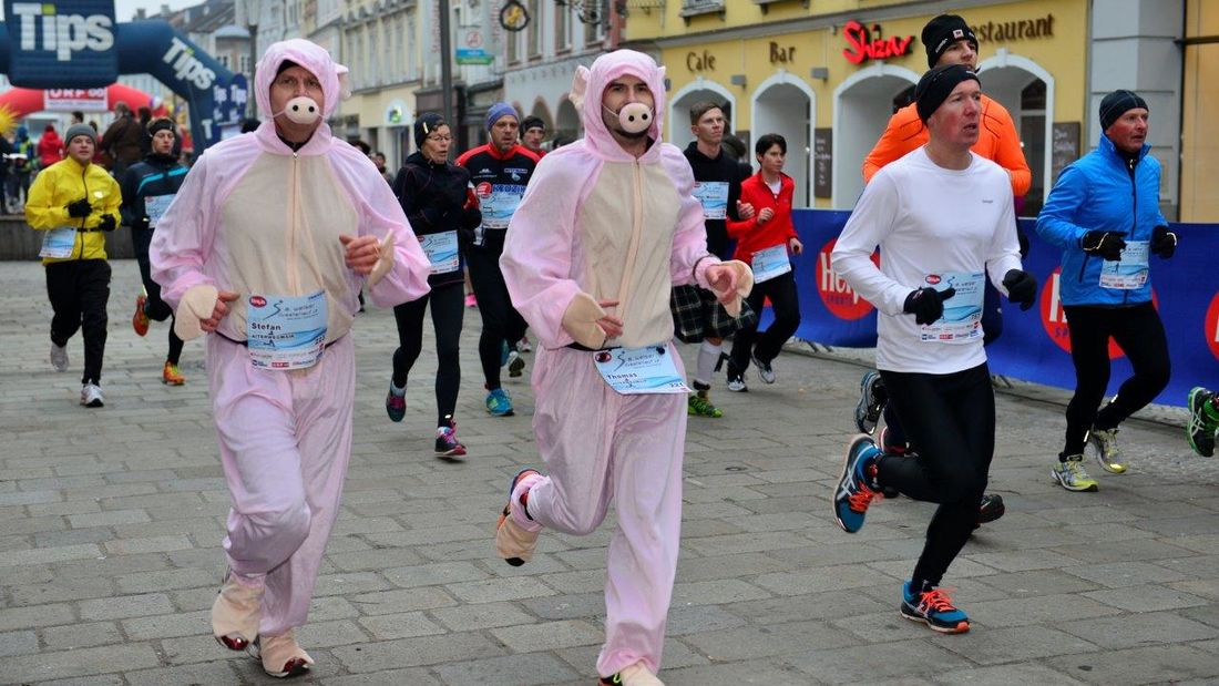 02012014 8. Welser Silvesterlauf 2013 Fotos - Highlight