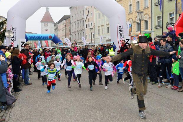 02012014 8. Welser Silvesterlauf 2013 Nachbericht - Highlight
