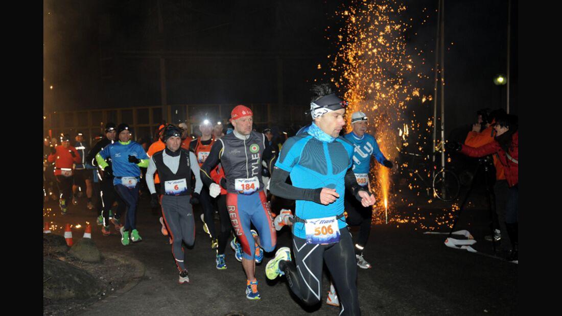 02012014 Neujahrmarathon Zürich 2014 Nachbericht Highlight