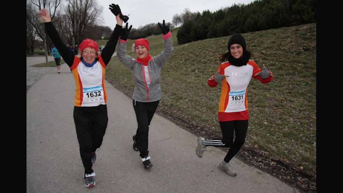03012014 Winterlaufserie München 2013/2014 2. Lauf Highlight