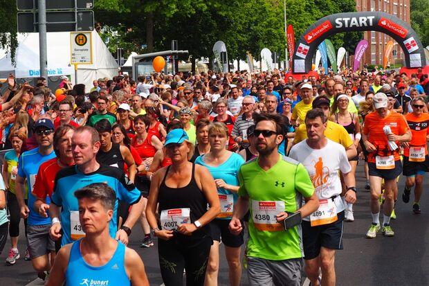 04062017 Mönchengladbach Marathon 2017 - 2