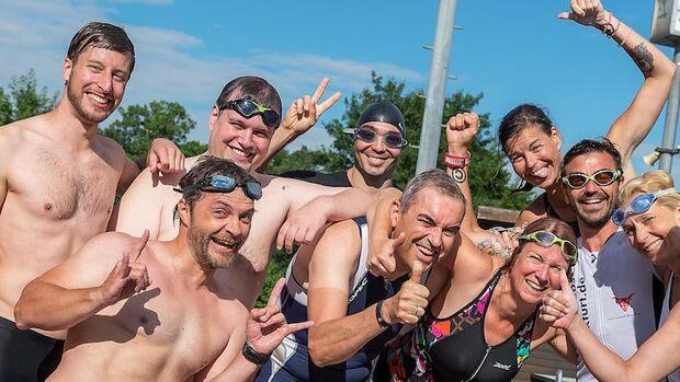 10 Freunde Team Triathlon 2017