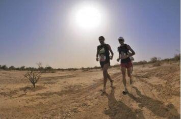 100 km du Senegal: Ein intensives Afrika-Lauferlebnis in Senegal