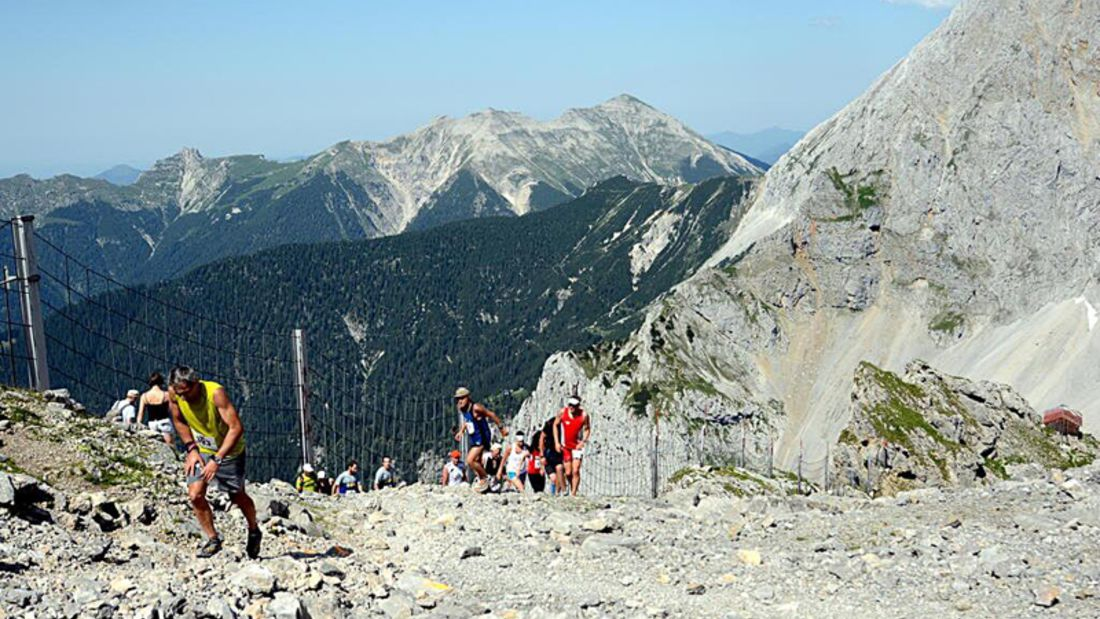 13. Karwendel-Berglauf Mittenwald 2014