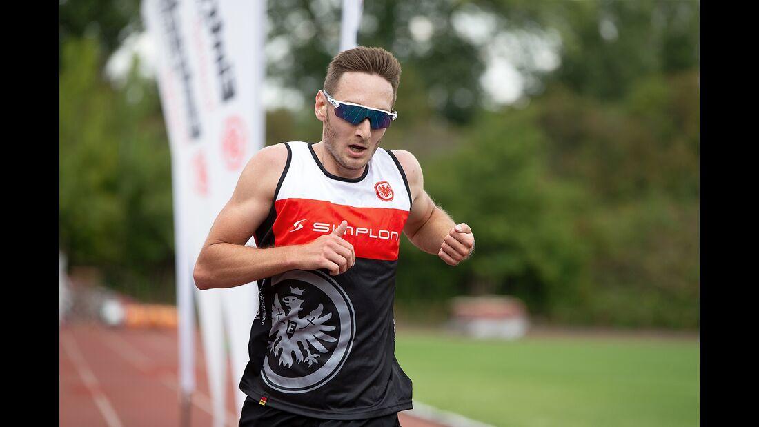 2. Triathlon Bundesliga - Swim & Run aus Frankfurt 2020