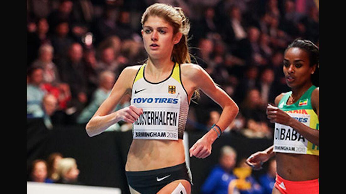 2018 IAAF World Indoor Championships