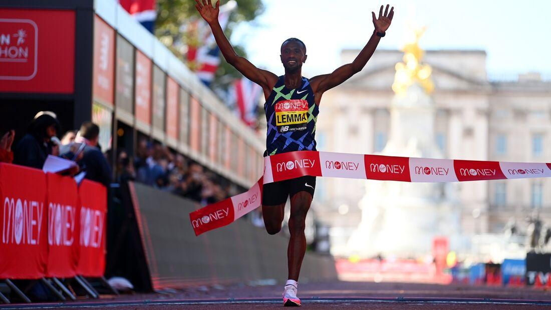 2021 Virgin Money London Marathon