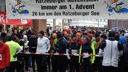 25. Ratzeburger Adventslauf 2014
