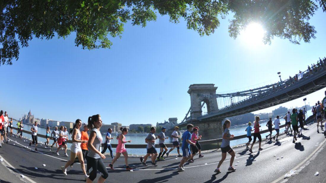 28. Budapest Halbmarathon