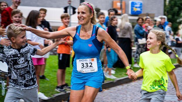 3/4 Halbmarathon von Bruneck 2018