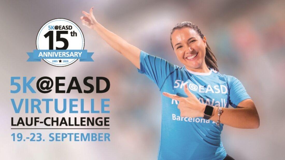 5K@EASD Virtual Challenge 2020