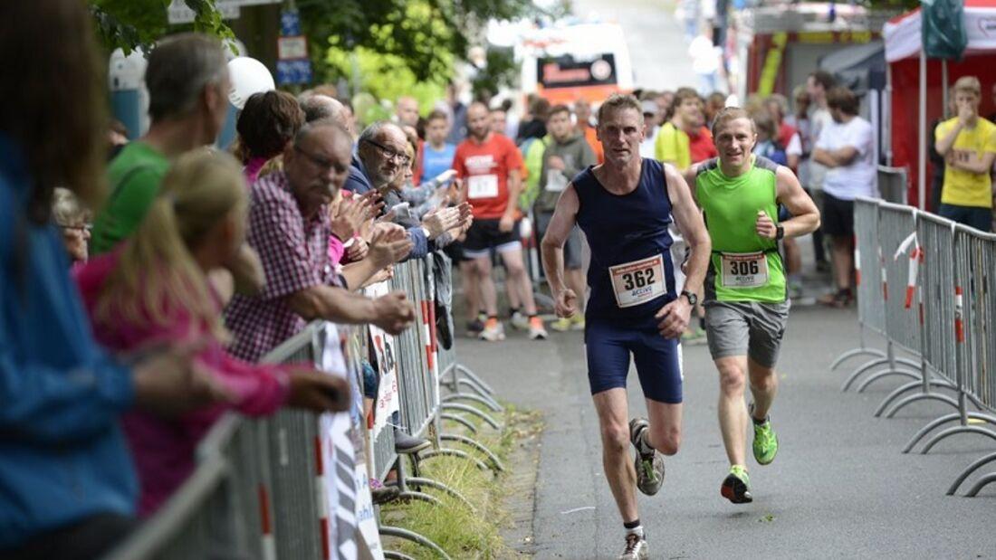 AWO rennt Osnabrück Zielsprint