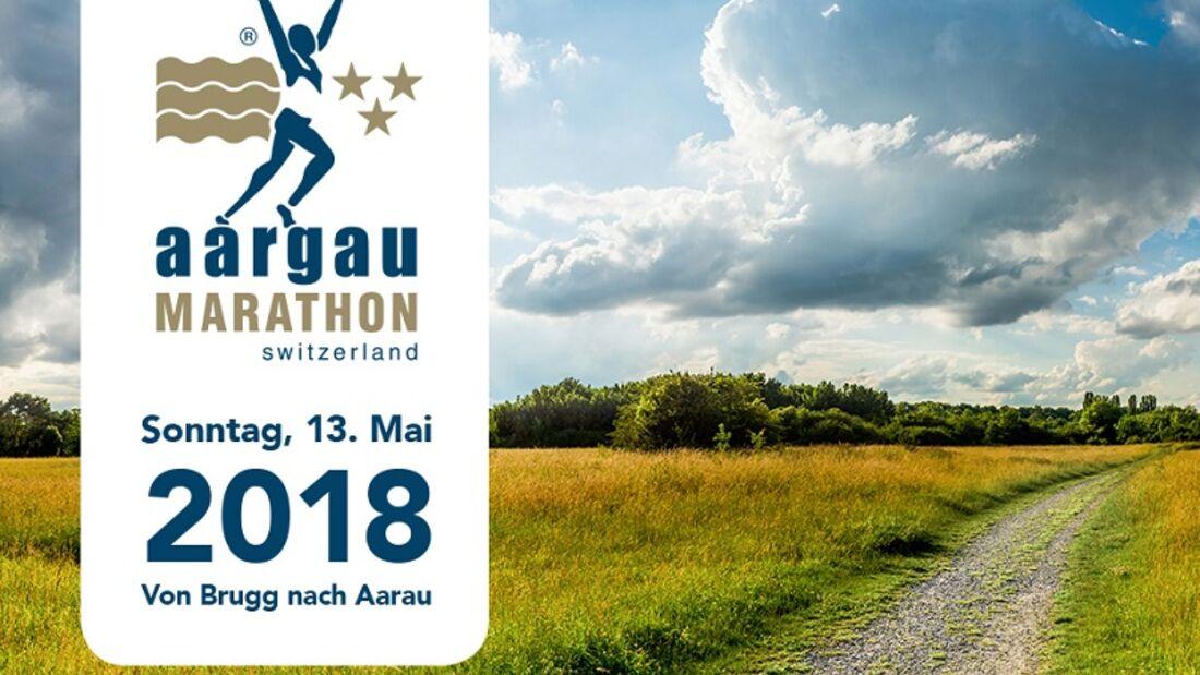 Aargau-Marathon Aarau 2018