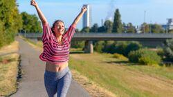Abnehmen durch Laufen