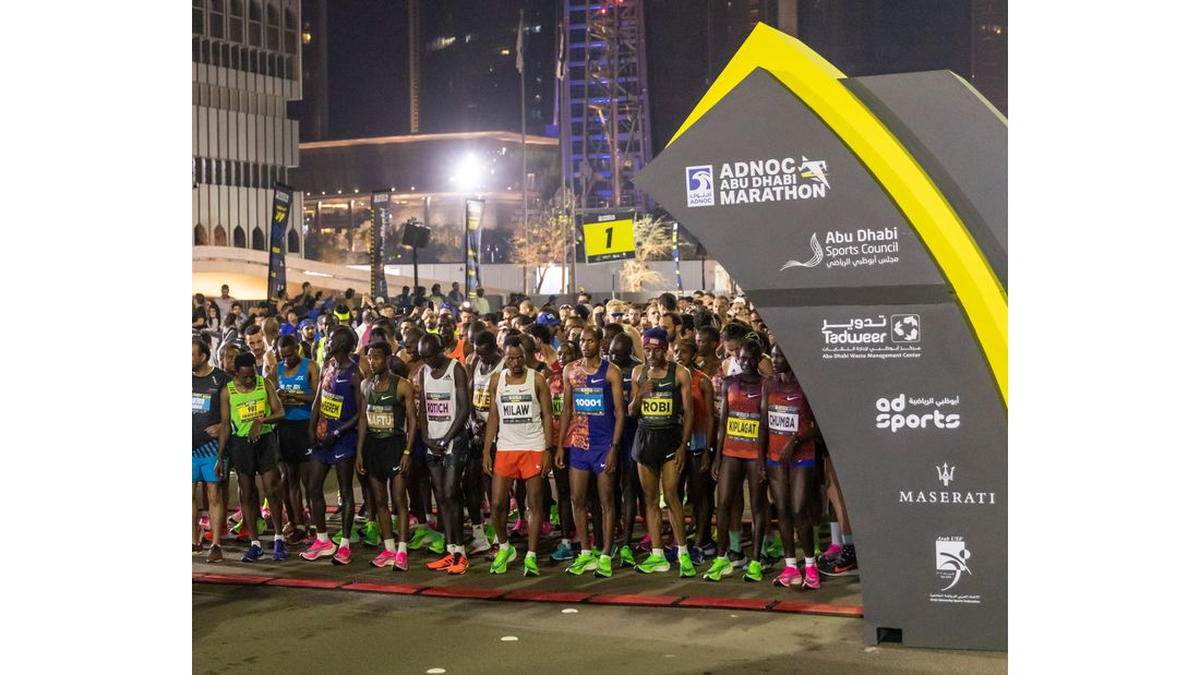 Abu Dhabi Marathon 2019