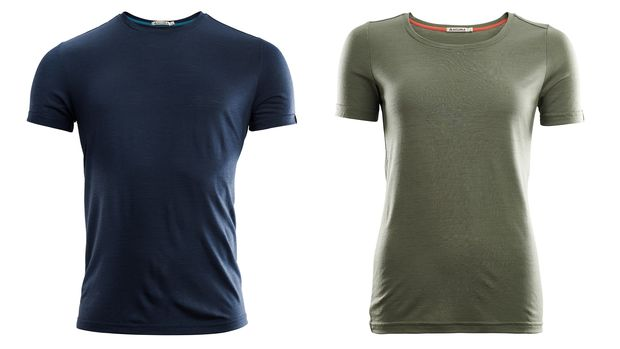 Aclima Light Wool T-Shirt Round Neck