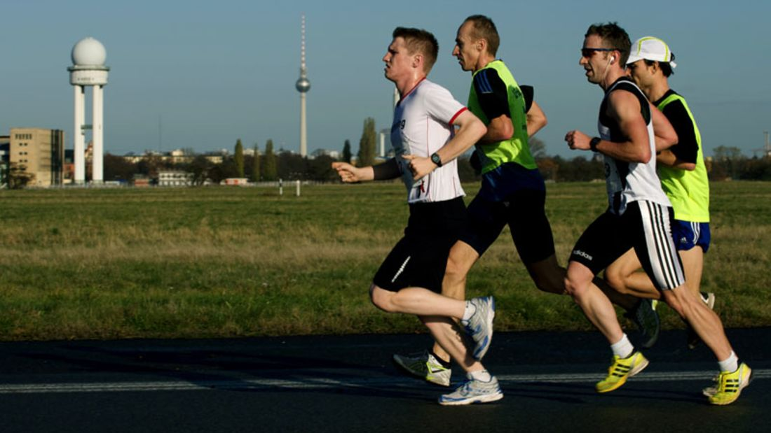 Airfield Run Berlin