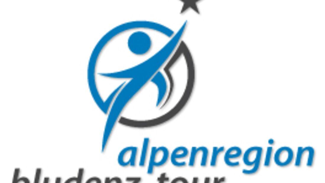 Alpenregion Bludenz Tour Logo