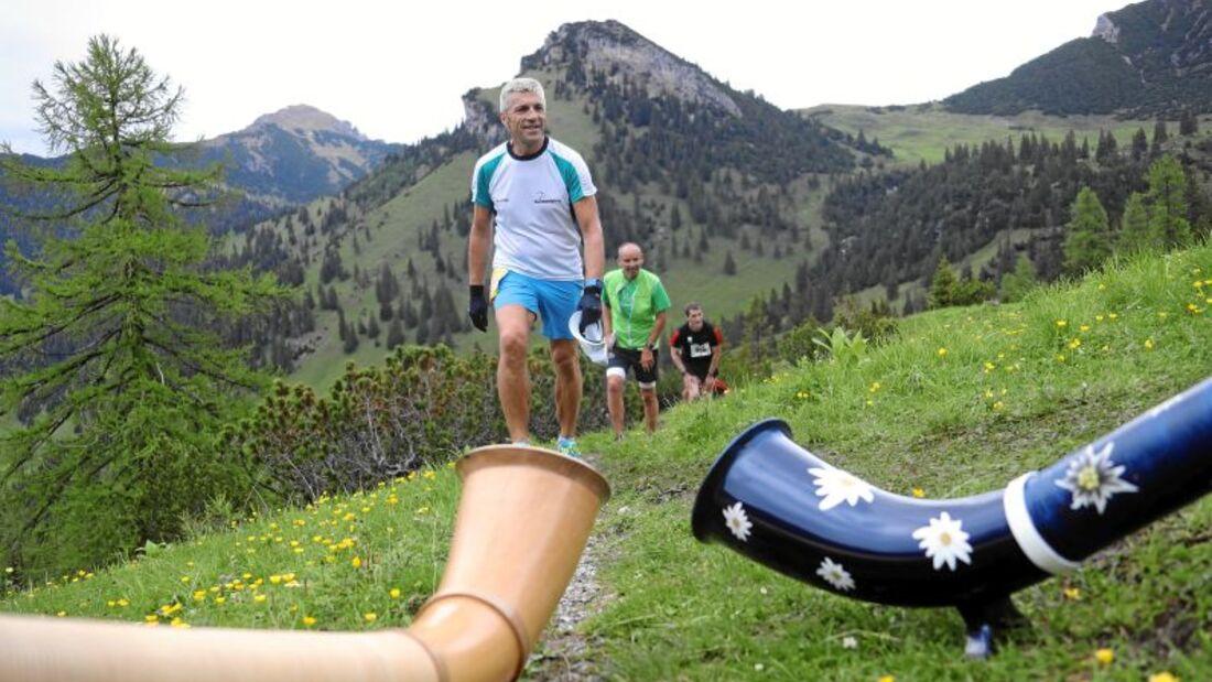 Alpin-Marathon Liechtenstein 2016