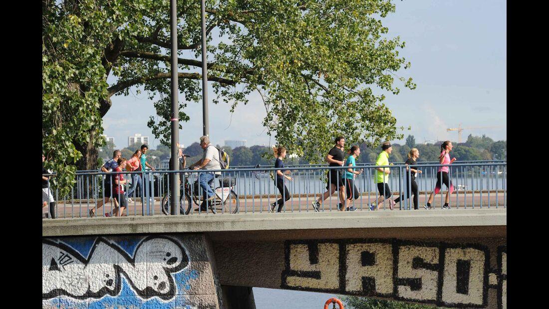 Alsterlauf Hamburg 2019