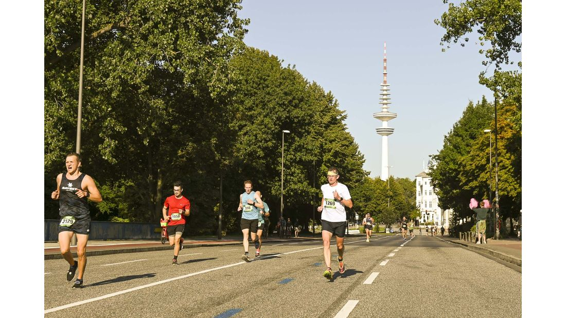 Alsterlauf Hamburg 2021