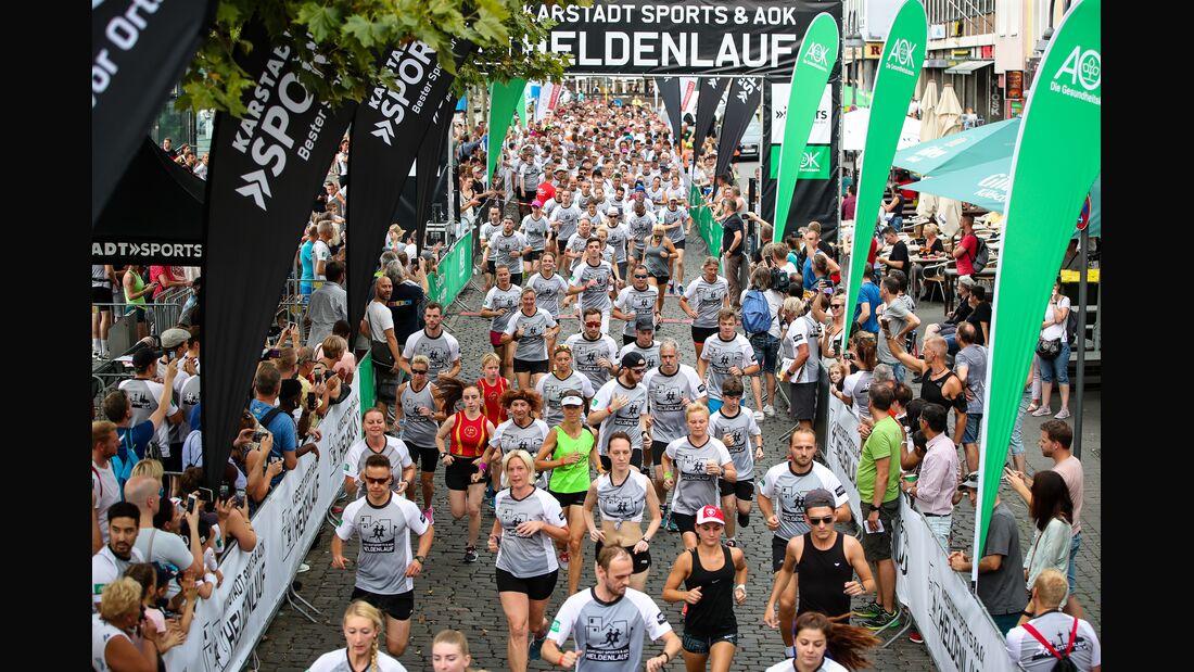 Altstadtlauf Koeln in Koeln, 26.07.2019