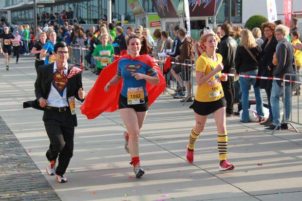 Ampera Run of Colours 2012