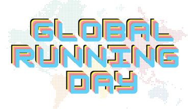 An jedem ersten Mittwoch im Juni findet der Global Running Day statt.