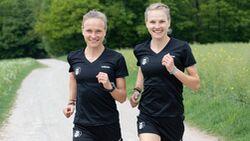 Anna Hahner und Lisa Hahner