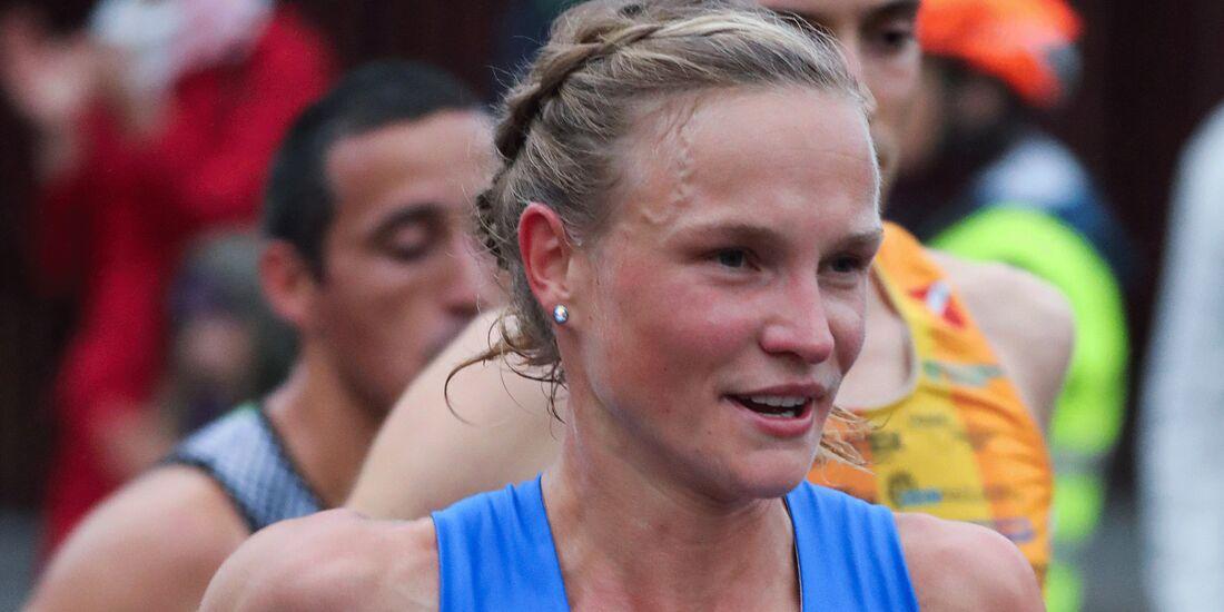 Anna Hahner wird zum fünften Mal beim BMW Berlin-Marathon starten.