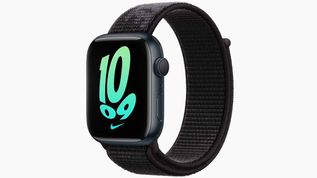 Apple Watch 7: die Nike-Edition