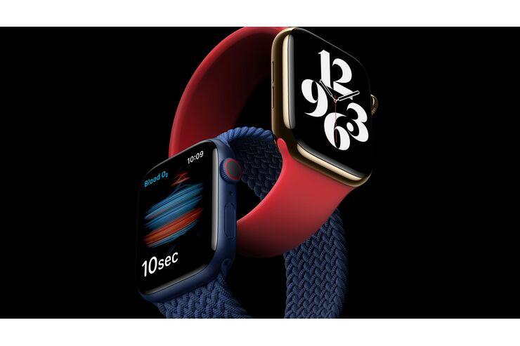 So verwendest du deine Apple Watch