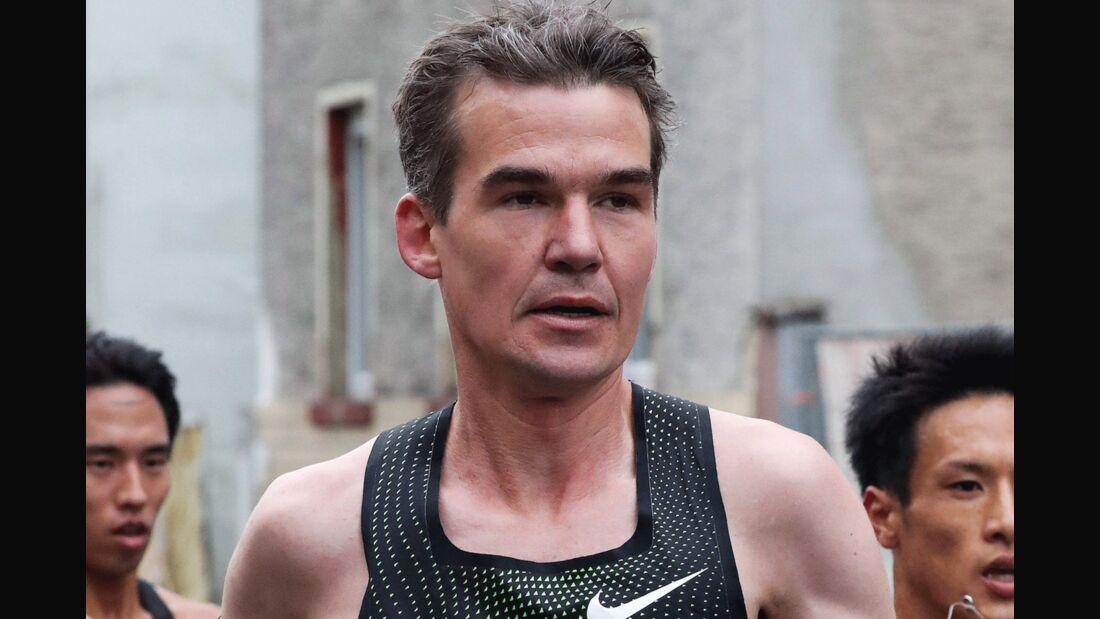 Arne Gabius wird erstmals beim New York-Marathon an den Start gehen.
