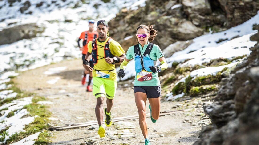 Atemberaubende Bergwelten bei den Engadin St. Moritz Ultraks 2