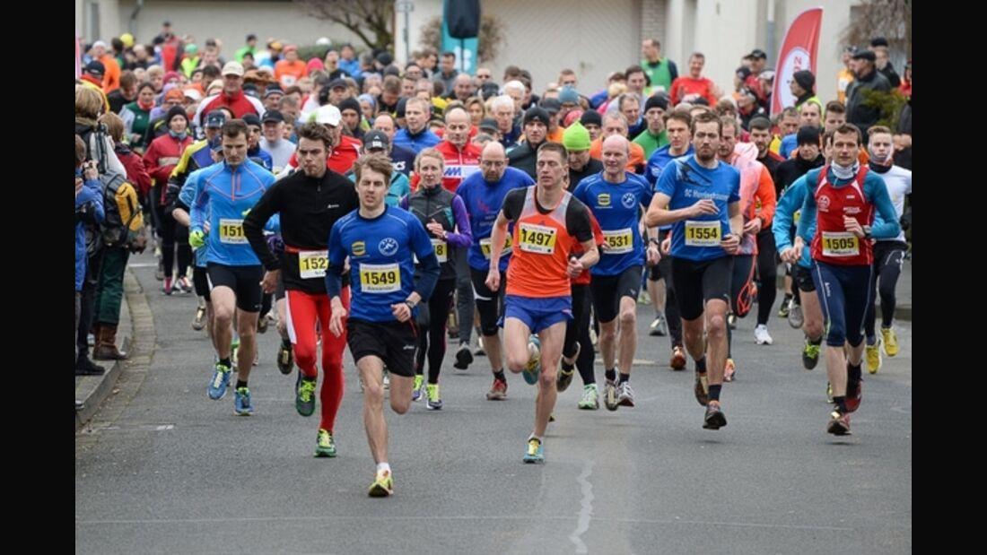 Bad-Salzuflen-Marathon 2014 Start