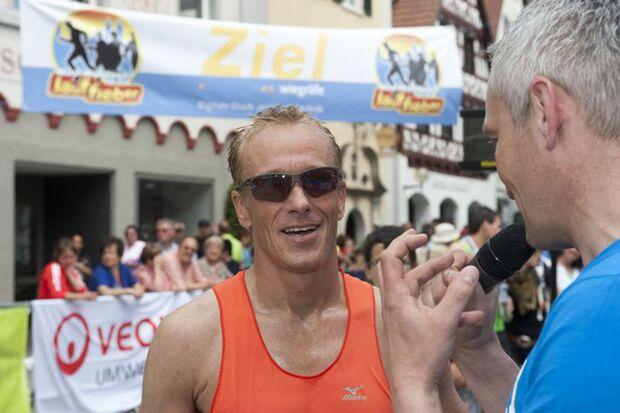 Bad Waldseer Lauffieber Marathonsieger 2012