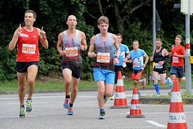 Baden-Marathon Karlsruhe 2017