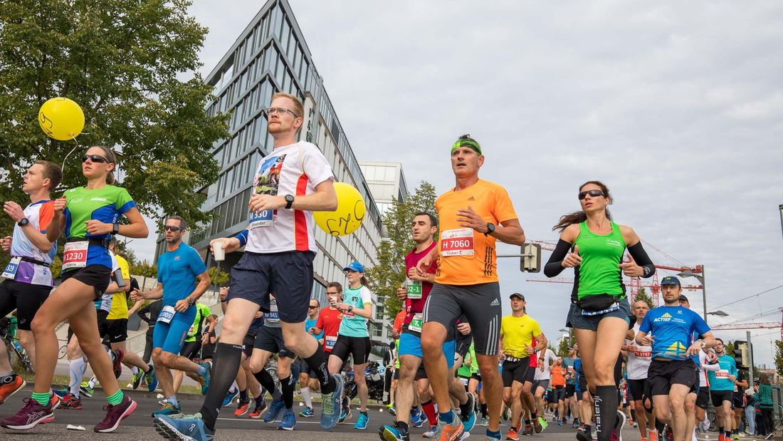 Baden-Marathon Karlsruhe 2019