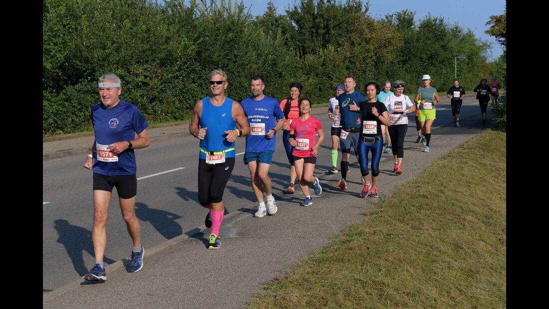 Baden-Marathon Karlsruhe 2021