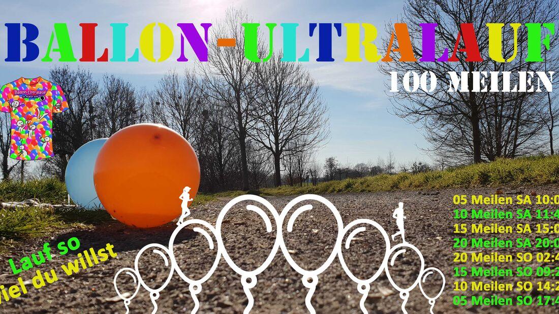 Ballon-Ultralauf Unna 2019