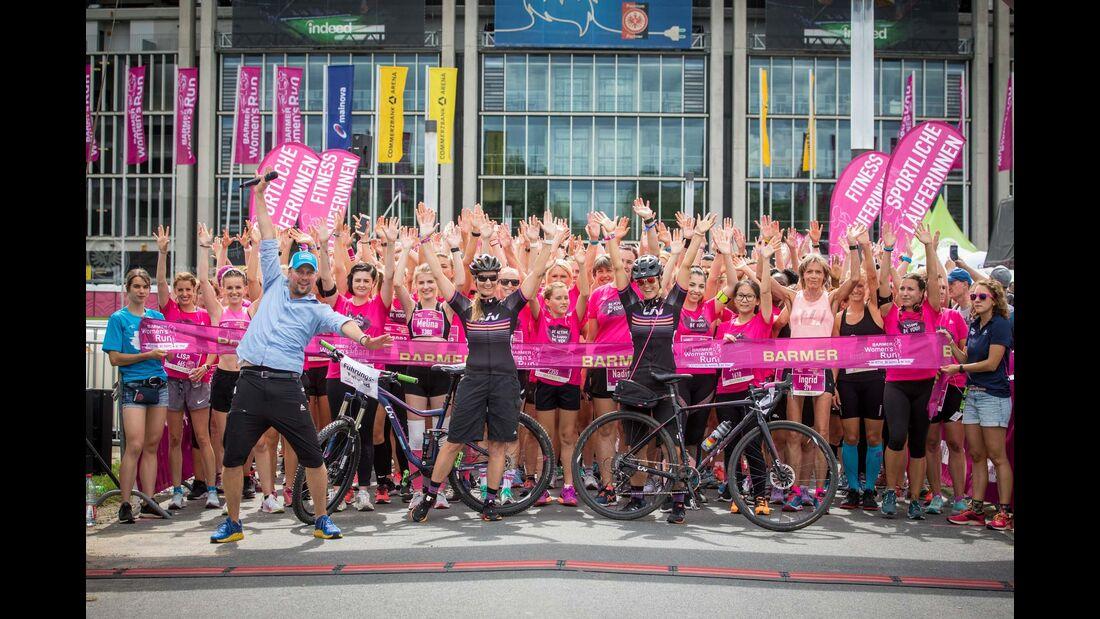 4.000 Läuferinnen: | RUNNERS WORLD
