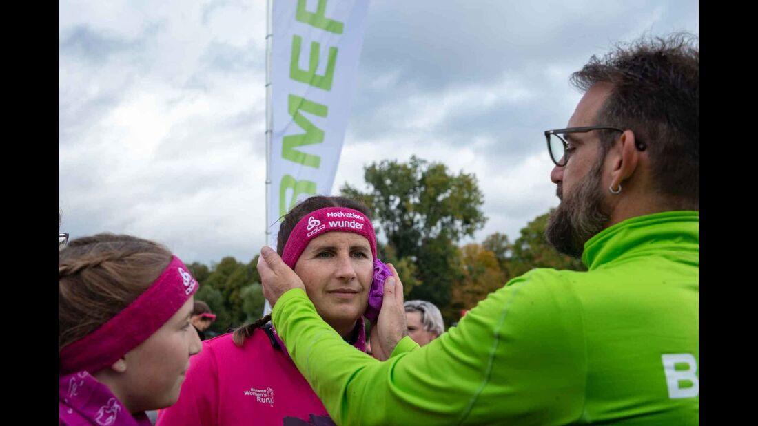 Teilnehmerrekord zum Womens-Run-Finale in Hannover