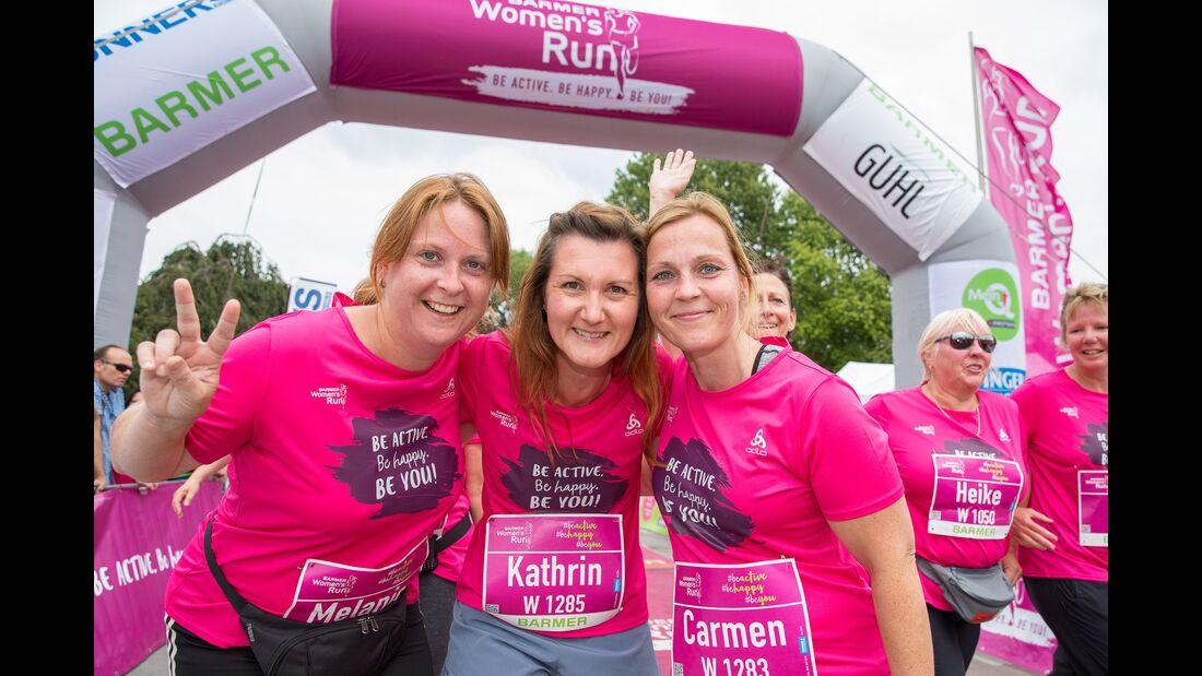 Barmer Women's Run Köln 2019 5 km