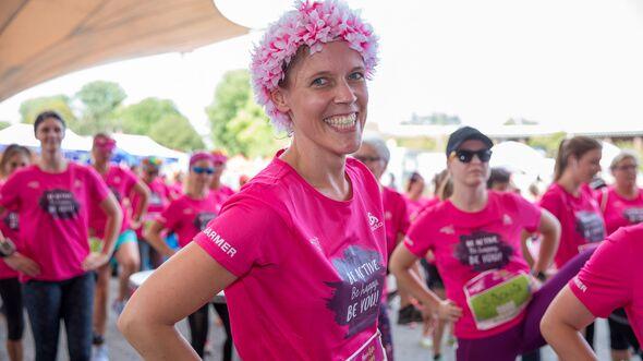 Barmer Women's Run Köln 2019 - 8 km