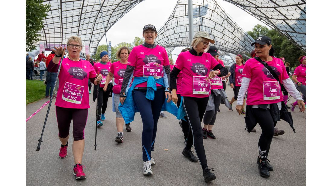 Barmer Women's Run München 2019